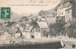 31 Saint Aventin Route Du Lac D' Oo Cachet 1908 - France