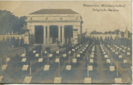 BELGIQUE - NAMUR - Deutscher Militärfriedhof - BELGRADE - Carte Photo - Belgique