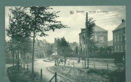 GENVAL   Coin De La Place   Edit  Nels  Carte Etat Comme Neuve    2 Scans    Oblit 1909 - Rixensart