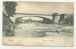 TORINO - PONTE SUL DORA   VIAGGIATA  FP - Bridges