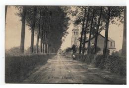 2.Vezin. L'Eglise 1913 - Andenne