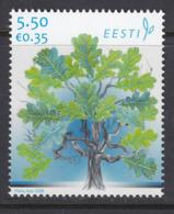 Estland 2008. The 90th Anniversary Of The Republic Of Estonia. MNH. Pf. - Estland