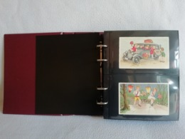 Album De 156 Cartes Postales Anciennes Et Modernes Humoristique / Fêtes Et Divers Toutes En Photos - 100 - 499 Cartes