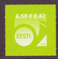 Estland 2008.Definitive Issue. MNH. Pf. - Estland
