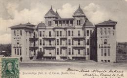 1957/ Brackenridge Hall, University Of Texas Austin 1905 - Austin