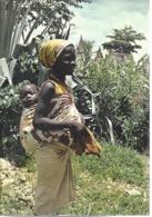 Camerun - Mokolo - Quelle Joie De Porter Son Petit Frère- H5718 - Camerun
