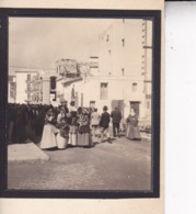 ESPAGNE IVIZA IBIZA 1930 Photo Amateur Format Environ 7,5 Cm X 5,5 Cm - Places