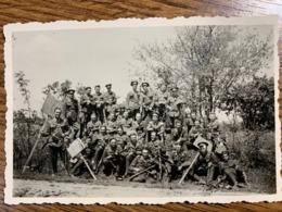 Romania - Aplicatii Topografice - Com. Rosu Jud Ilfov 15 Iunie 1938 - 60/90 Mm - Oorlog, Militair