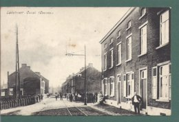 LODELINSART Ouest  Coucou   Rails Du Tram  Edit Plumet Dampremy   Oblit 1910  2 Scans - Charleroi