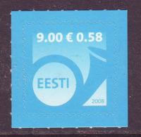 Estland 2008. Definitive Issue. MNH. Pf. - Estland