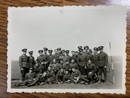 Romania - Aplicatii Topografice - Com. Rosu Jud Ilfov 26 Martie 1938 - 60/90 Mm - Oorlog, Militair