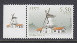 Estland 2008. Estonian Mills. MNH. Pf. - Estland
