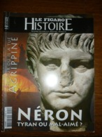 Le Figaro Histoire N°41: Néron, Tyran Ou Mal-aimé?/ Novembre-Décembre 2018 - History