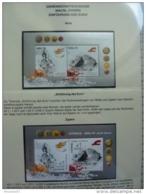 Emissioni Congiunte CIPRO 2008 Introduzione Dell'Euro.Joint Issue With MALTA 2 Serie Cpl. 2 BF Nuovi** Perfetti - Gemeinschaftsausgaben