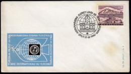 Yugoslavia Croatia Split 1967 / International Meetings Men Of Letters And Tourism - Holidays & Tourism
