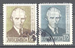 Yougoslavie; Yvert N° 301/302 - Gebraucht