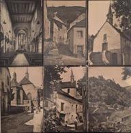 Vianden, 6 Cartes Non Circulées. Luxembourg. - Vianden