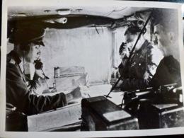 PHOTO Presse WW2 WWII : YEUX De L'ARTILLERIE _ CALCULS COORDONNEES _ 14.10.1941 - Oorlog, Militair