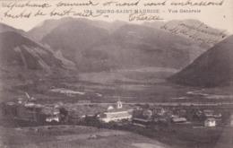 BOURG SAINT MAURICE VUE GENERALE (dil430) - Bourg Saint Maurice