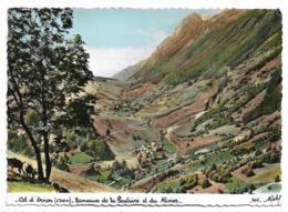 Cpsm 38 Col D'Ornon (1300 M) - Hameaux De La Pautuire Et Du Rivier - France
