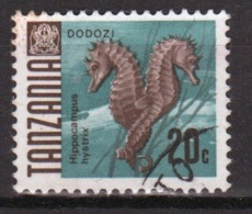 Tanzania 1967 Single 20c Stamp From The Definitive Set. - Tanzania (1964-...)