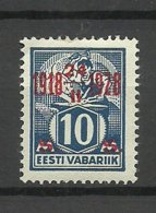 Estland Estonia 1928 Michel 70 * - Estland