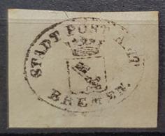 BREMEN (Stadtpost) - MLH / Envelope Stamp - Bremen