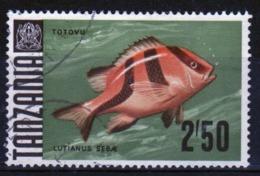 Tanzania 1967 Single 2/50 Stamp From The Definitive Set. - Tanzania (1964-...)