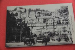 Napoli Piazza Amedeo + Tram E Calesse Molto Bella Ed. Ragozino NV Non Comune - Napoli (Naples)