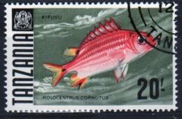 Tanzania 1967 Single 20s Stamp From The Definitive Set. - Tanzania (1964-...)