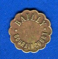 Gouraicourt  35 Cents  Bailly - Monetari / Di Necessità