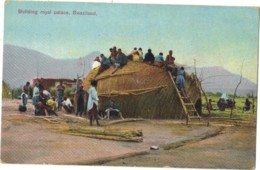 Swaziland - Building A Royal Palace - Swaziland