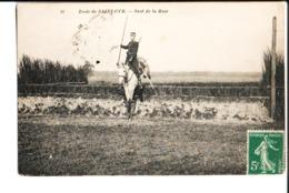 17. Ecole De Saint Cyr. Saut De La Haie. à M. Maurice Lefèvre à Sedan. 1911. - St. Cyr L'Ecole