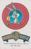 Télécarte Japon / 110-011 - BD COMICS - LAPIN BUGS BUNNY - RABBIT Warner Bros Japan Phonecard - NFS 108 - Comics