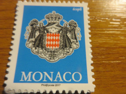 Monaco Timbre Adhésif Ecopli N°3062 Année 2017 Neuf - Monaco
