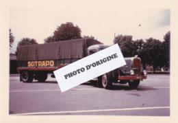 67 - STRASBOURG - CAMIONS POIDS LOURD - BERNARD - SOCIETE SOTRAPO - Strasbourg