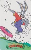 Télécarte Japon / 110-207907 - BD COMICS - LAPIN BUGS BUNNY * Série SPORT 7 * - RABBIT Warner Bros Japan Phonecard - 112 - Comics