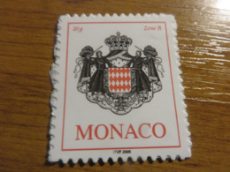 Monaco Timbre Adhésif Zone A N°2535 Année 2005 Neuf - Monaco