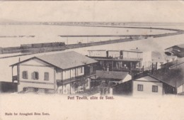 PORT TEWLIK - Suez