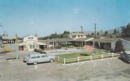SANTA BARBARA - SAN ROQUE MOTEL, STATE STREET - Santa Barbara