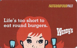 Wendy's Gift Card - Gift Cards