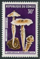 Congo 1970. Michel #236 MNH/Luxe. Mushrooms (Ts19) - Pilze