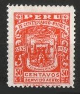 PERÙ.Yv. Aº 3-Nuevo Sin Goma -N-12364 - Pérou