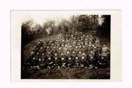 Groupe De Soldats Allemands.Expédié De Zittau à Krippen A. D. Elbe.Feldpost. - Guerre, Militaire