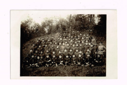 Groupe De Soldats Allemands.Expédié De Zittau à Krippen A. D. Elbe.Feldpost. - Guerra, Militari