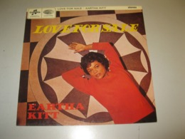"VINYLE EARTHA KITT ""LOVE FOR SALE"" 33 T COLUMBIA / EMI (1965) REEDITION 1983 - Vinylplaten"