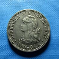 Portuguese Angola IIII Macutas 1927 - Portugal