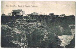 Portimão - Praia Da Rocha - Tres Castellos Castelos - Algarve - Portugal - Faro