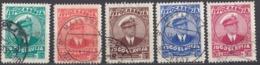 JUGOSLAVIA - 1935 - Serie Completa Formata Da 5 Valori Usati: Yvert 290/291. - Gebraucht