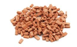 Diorama : Miniature Bricks Set  1/35 / 250 Pcs ( Naissant ) - Small Figures